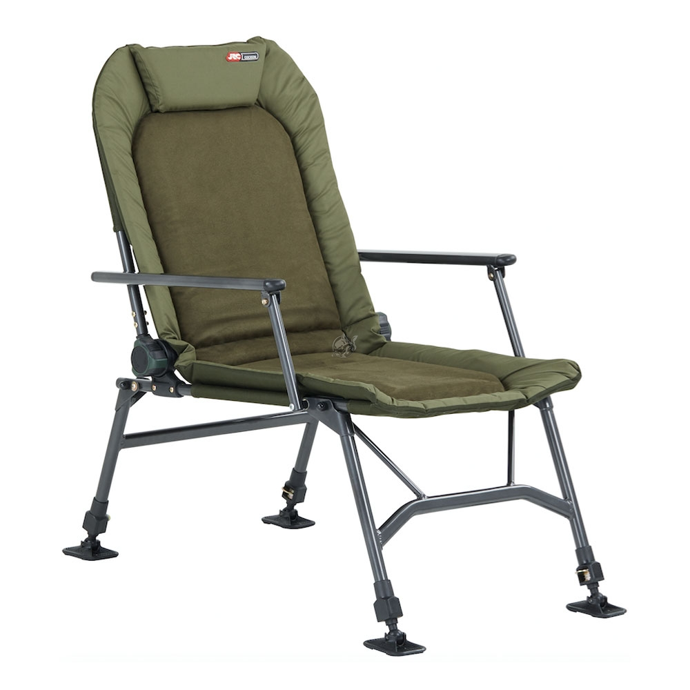 zebco fishing chair best stadium chairs for bleachers jrc cocoon 2g relaxa recliner | carp shop m&r tackle