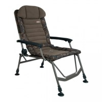 Fox FX Camo Super Deluxe Recliner Chair | Carp Fishing | M ...