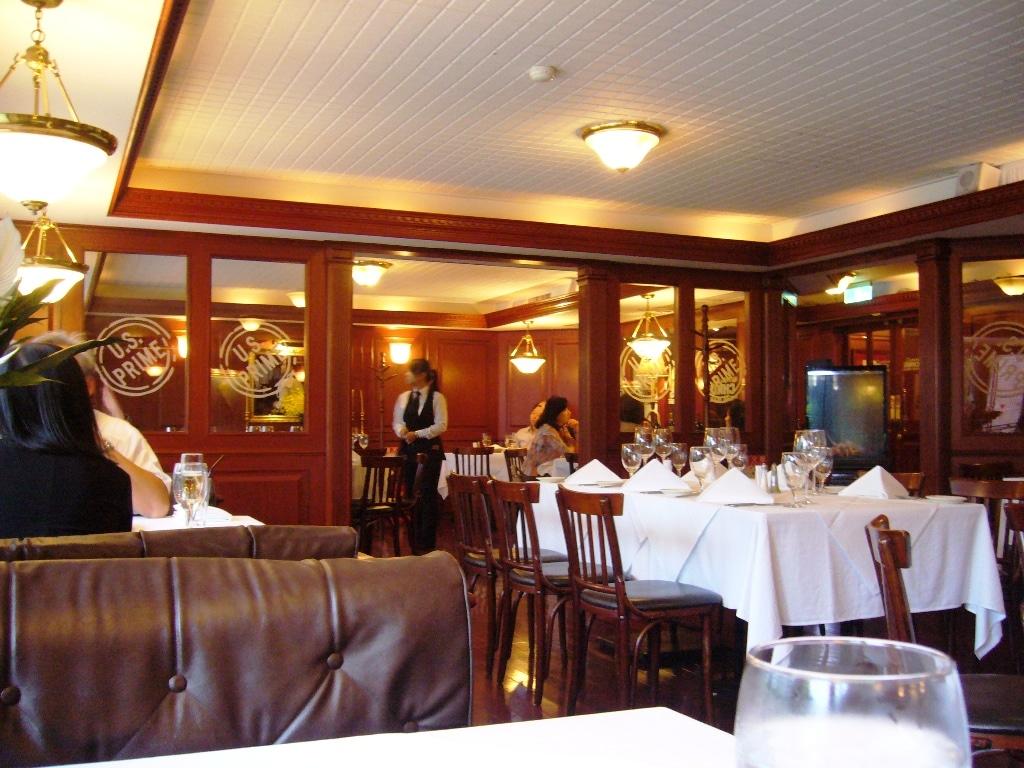 Ruth's Chris Prime Steak House Restaurant - Taipei