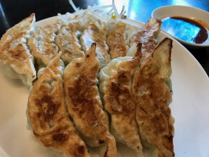 浜松餃子、栄福