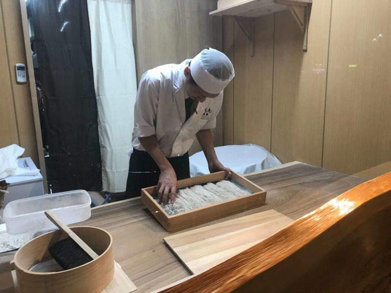 蕎麦喜楽 楓庵