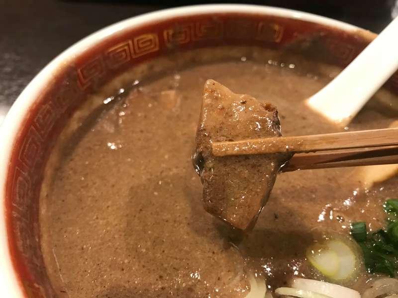 麺創房 一凜のチャーシュー