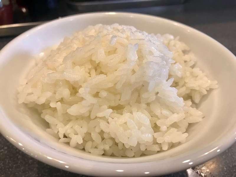 横浜家系ラーメンあい麺やのライス