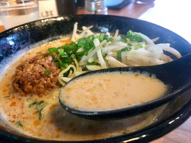 麺屋RiQのスープ