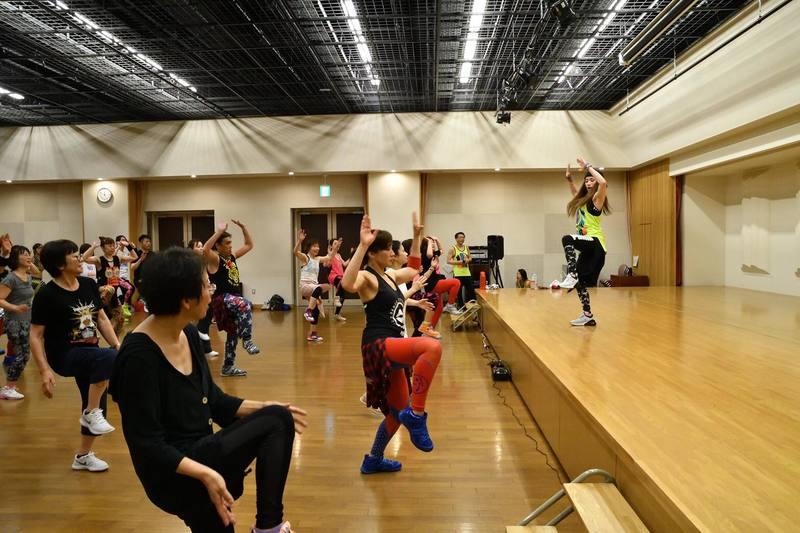 浜松のZUMBA教室
