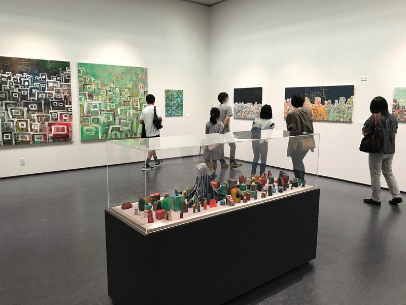 木梨憲武展浜松市美術館