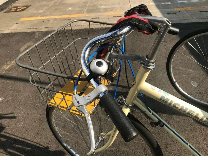 はままつペダルの自転車