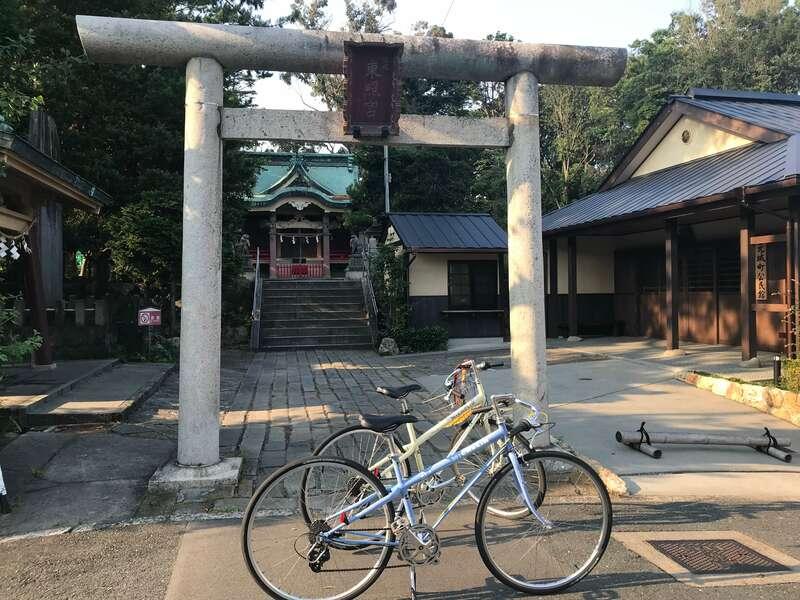 浜松元城町東照宮