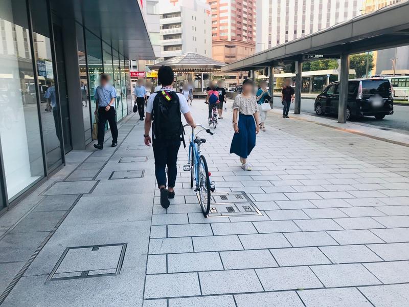 浜松駅レンタサイクル