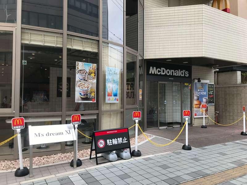 マクドナルド浜松駅