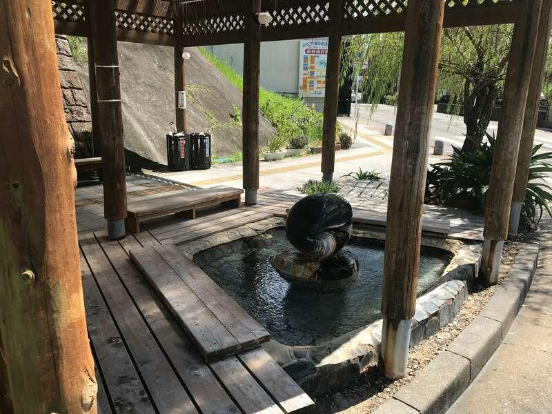 猫と過ごすバリ風民宿meongの周辺の足湯