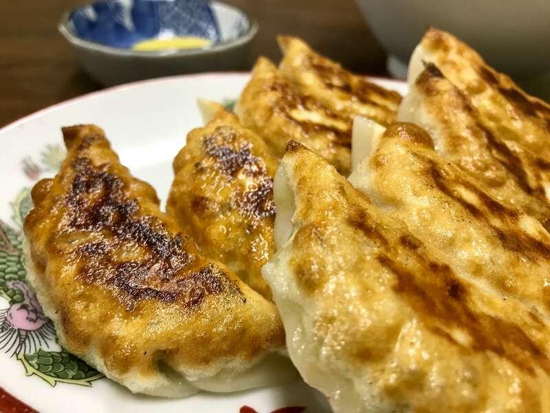 ラーメンいずみの浜松餃子
