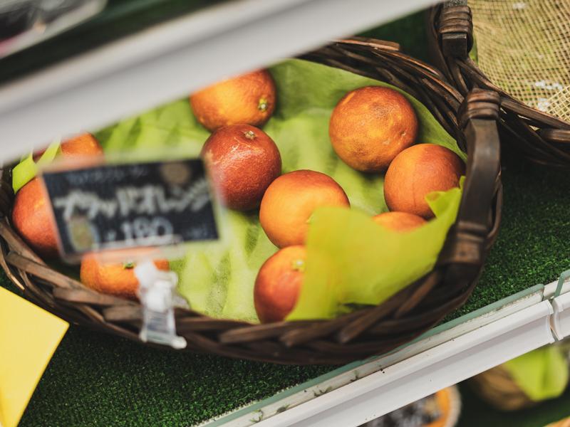 えびすやフルーツの果物