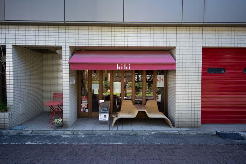kiki Cafe&bar外観