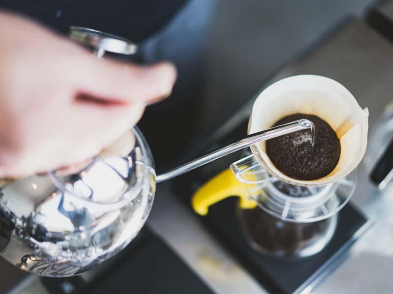 タイムドリップコーヒーのコーヒー
