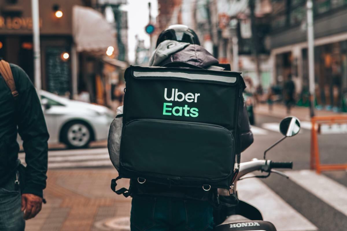 uber eats 使い方