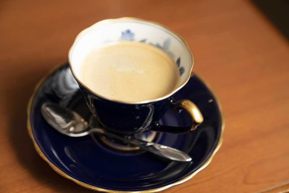 Bistro TA-BOUのホットコーヒー