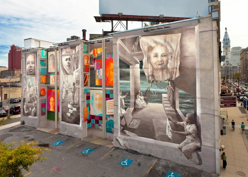 Image result for mural arts month philadelphia