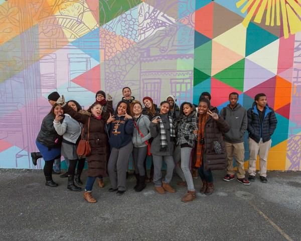 Apprenticeship Program - Mural Arts Philadelphia
