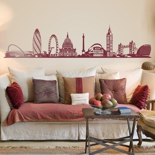Le migliori occasioni per adesivi murali, stickers, trompe l'oeil. Wall Stickers For Restaurant Muraldecal Com
