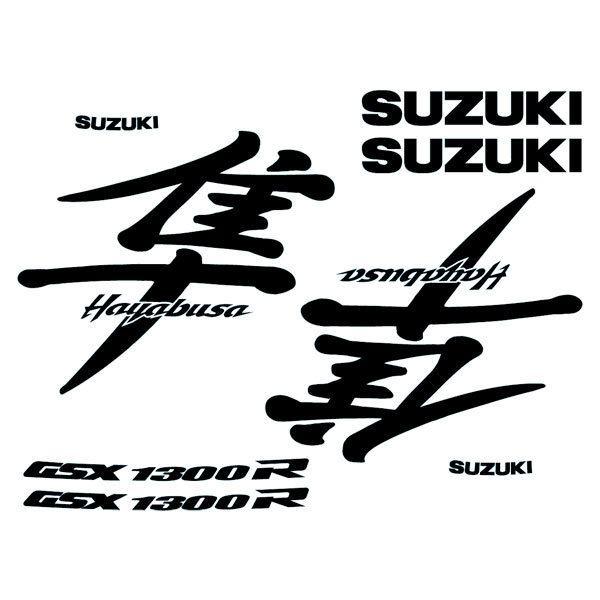 stickers Suzuki