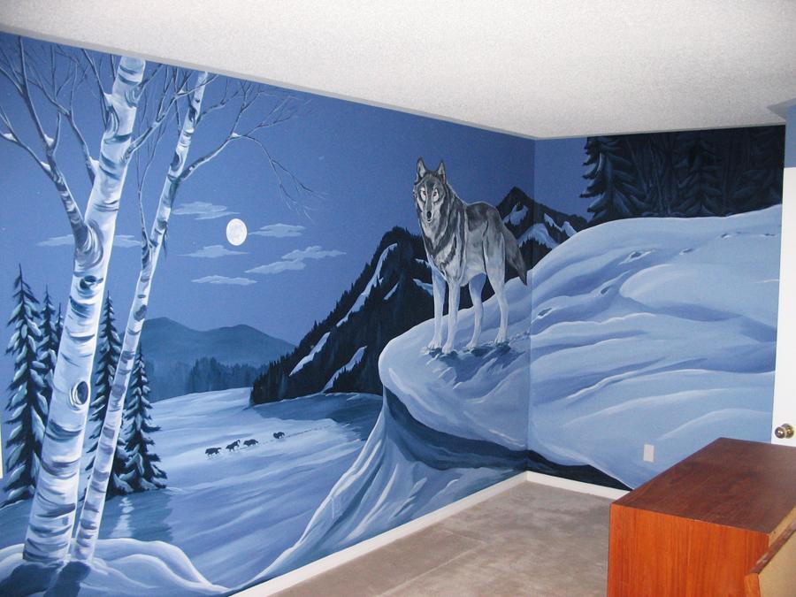 Murals for Adults 2  Mural Magic