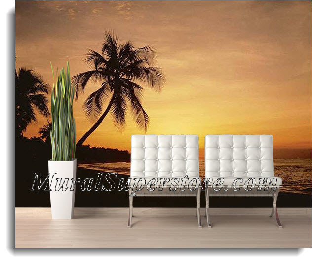 Key West Florida Wall Mural DS8028