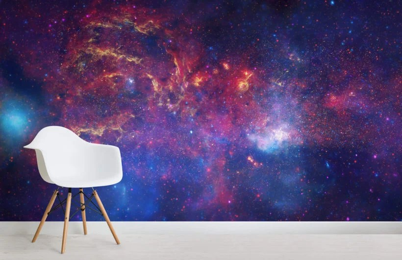 Milky Way Space Wallpaper Mural  MuralsWallpapercouk