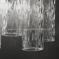 """Tronchi"" Murano glass sconce - Murano glass chandeliers"