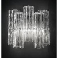 """Holly"" Murano glass sconce - Murano glass chandeliers"