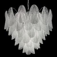 """""""Rita"""" Murano glass chandelier - Murano glass chandeliers"""