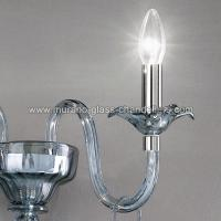 """Pendagli"" Murano glass sconce - Murano glass chandeliers"