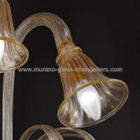 """Mealdria"" Murano glass sconce - Murano glass chandeliers"