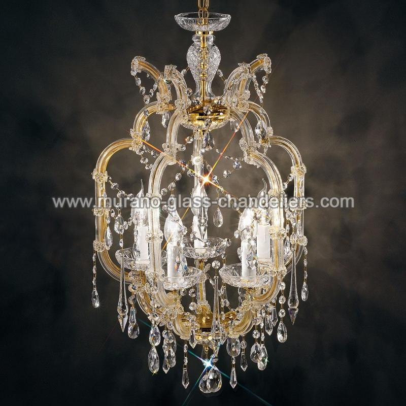 Baricco venetian crystal chandelier murano glass chandeliers blog share this aloadofball Images