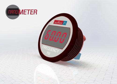small resolution of dmr20 1 fm r c self powered led meter displays ac line frequency