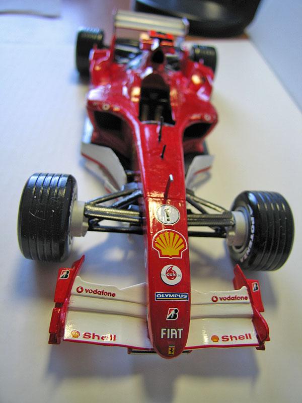 F2005 Önden Görünüş