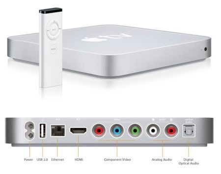 1. nesil Apple TV
