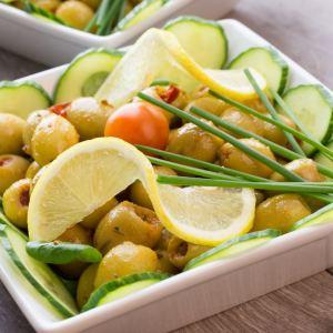 Oliven Tapas - Chili marinert oliven