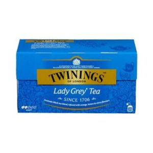 LADY GREY TEA 25POS TWININGS