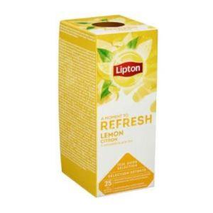 Lemon (sitron) te 25ps Lipton