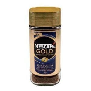 NESCAFE GOLD KOFFEINFRI 100G