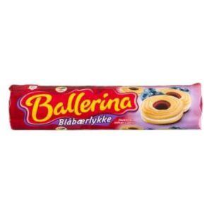 Ballerina kjeks blåbærlykke 190G SÆTRE