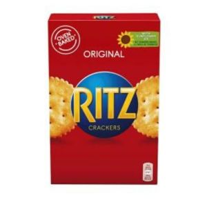 TILBUD: Ritz crackers Original 200g