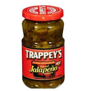 JALAPENO PEPPER SKIVET 355ML TRAPPEYS