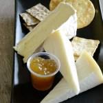 Ostefat til fest Brie og manchego
