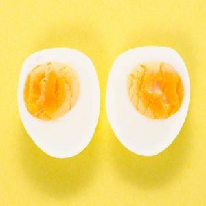 Kokt egg 1 stk. økologisk