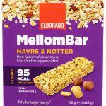 MELLOMBAR HAVRE&NØTTER 138G ELDORADO