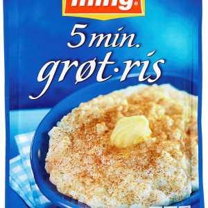 GRØTRIS 5MIN MING