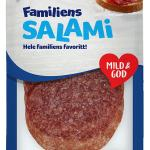 SALAMI FAMILIENS 80G GILDE