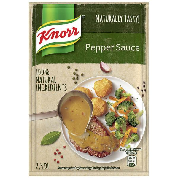 PEPPERSAUS 32G KNORR